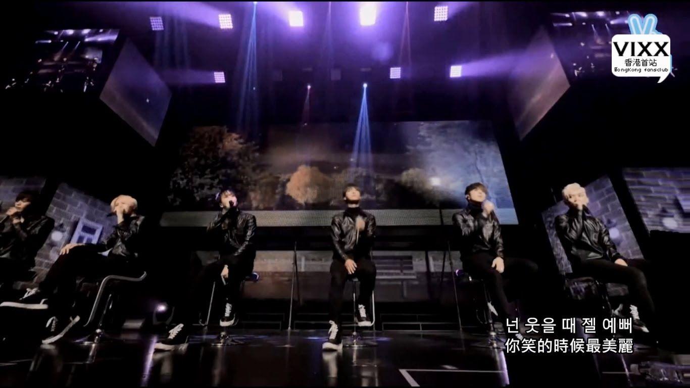 [VIXXHK][中字] VIXX -♪Stop It Girl