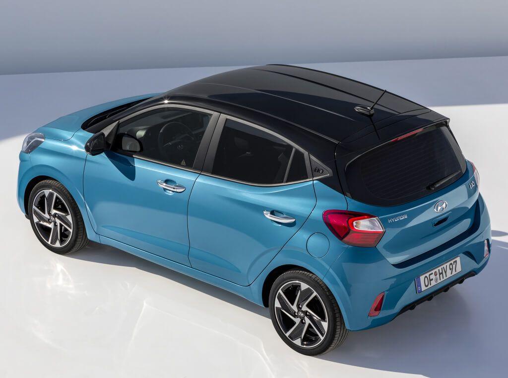 El Hyundai i10 2020 sorprende para bien en su tercera