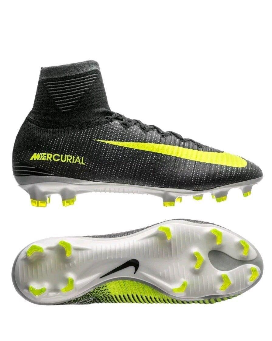$325 Nike Mercurial Superfly V CR7 Ronaldo FG Mens Soccer Cleats US 9-  852511376