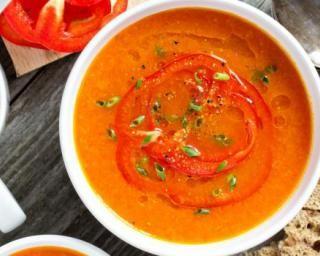 """Résultat de recherche d'images pour """"Soupe minceur de tomates au cumin"""""""