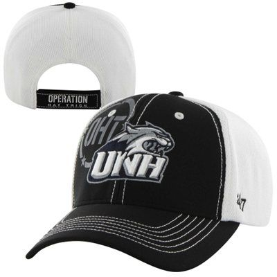 UNH Wildcats OHT hat.