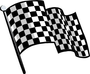 graphic regarding Checkered Flag Printable known as car or truck racing sbooking  race flags for cakes