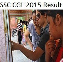 SSC+CGL+2015+Result