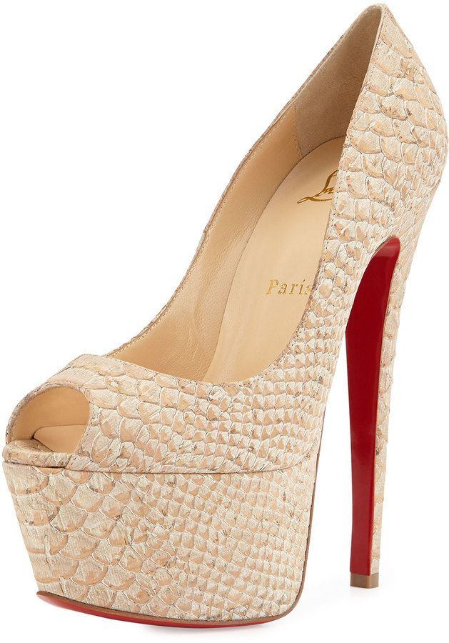 christian louboutin highness vs jamie