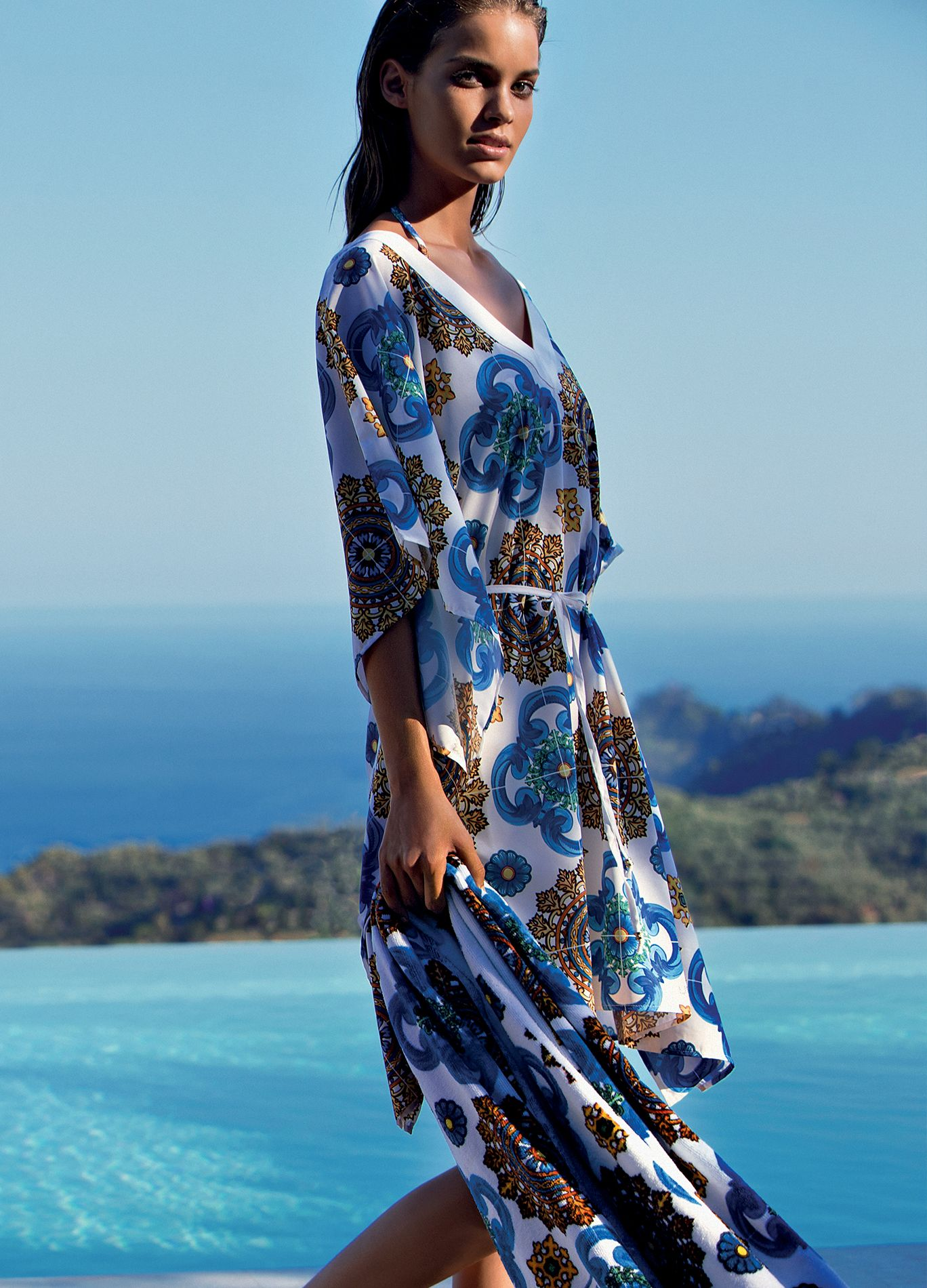d531daf0ed Liu Jo | Beachwear Spring Summer 2017 #LiuJo #Beachwear #Swimwear #Fashion  #Style #Summer