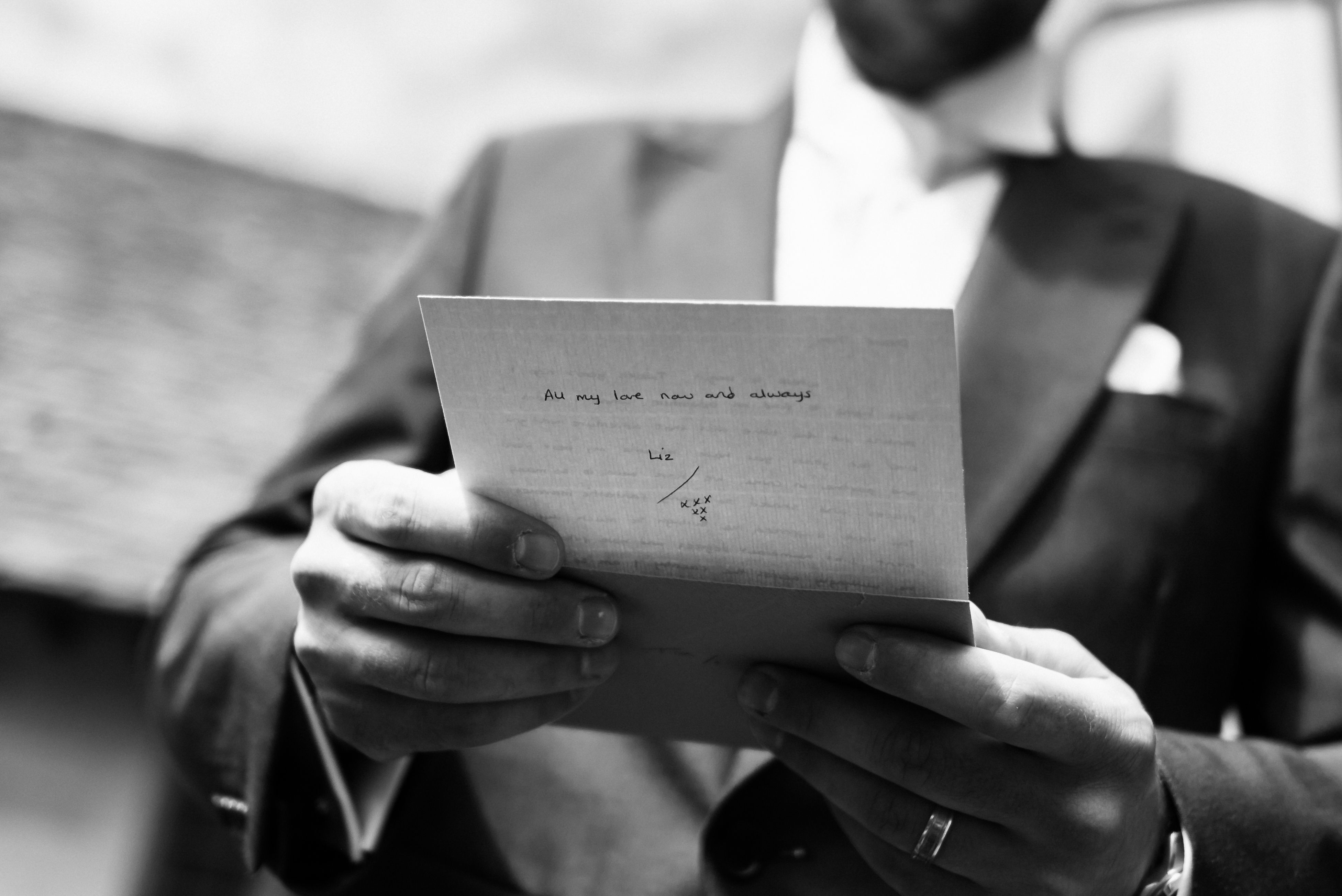 Grooms Vows in 2020 Writing vows, England wedding