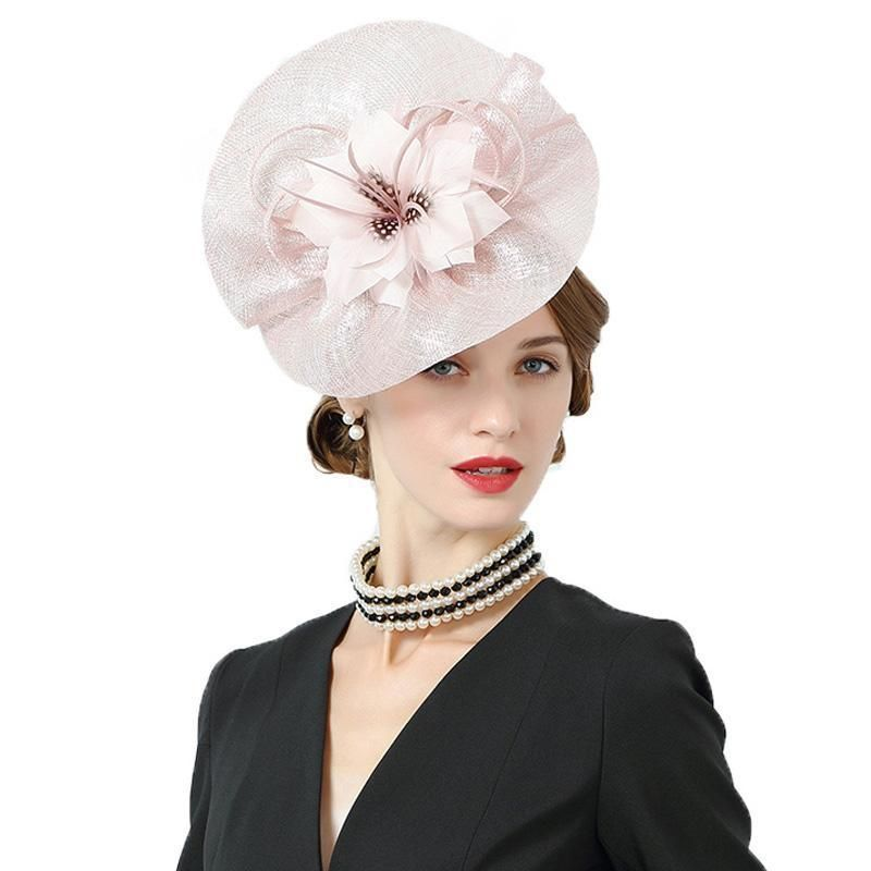 Pillbox Hat For Women British Wedding Derby Cocktails Hats in 2019 ... e05801d208b