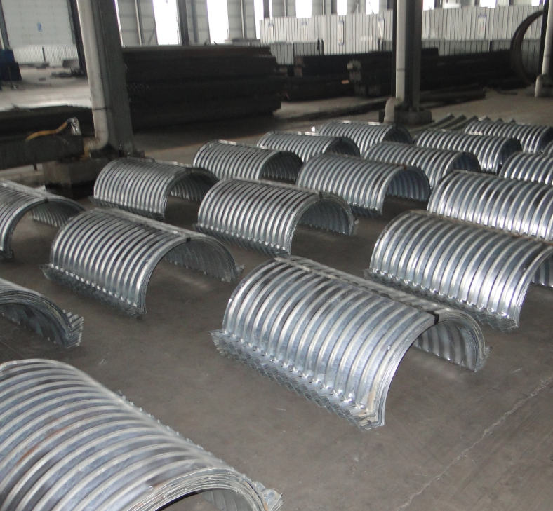 Pin On Nestable Corrugated Steel Pipe