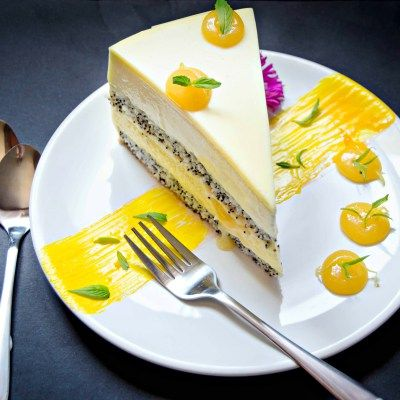 Coconut Passion Fruit Entremet | Recipe | Entremet recipe ...