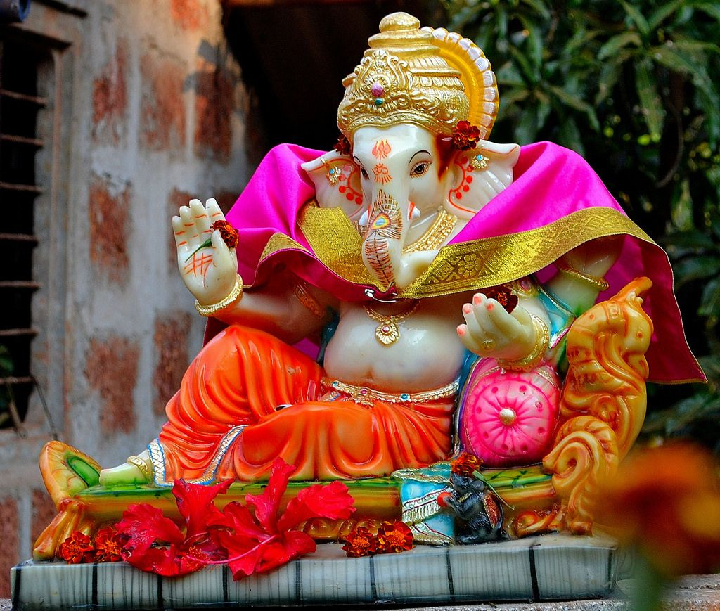 ganesh chaturthi hd wallpapers | iphone wallpapers | pinterest