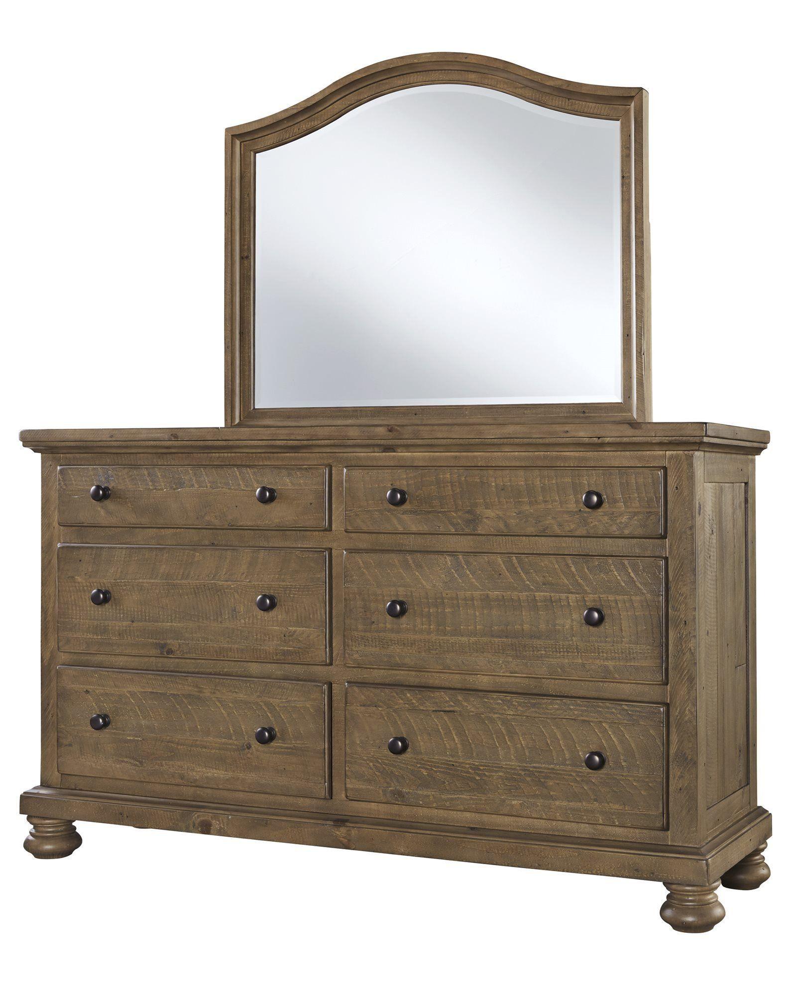 Ashley Trishley 5pc Bedroom Set E King Sleigh Bed One