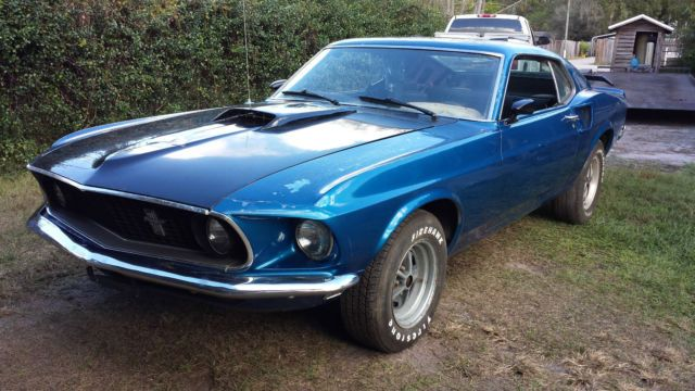 1969 Mustang Fastback Barn Find Mustang Fastback 1969 Mustang Fastback Ford Mustang Fastback