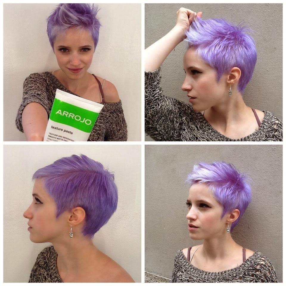 The Randomness Of Twee Fat Punk Rock Pixie Hair Pinterest