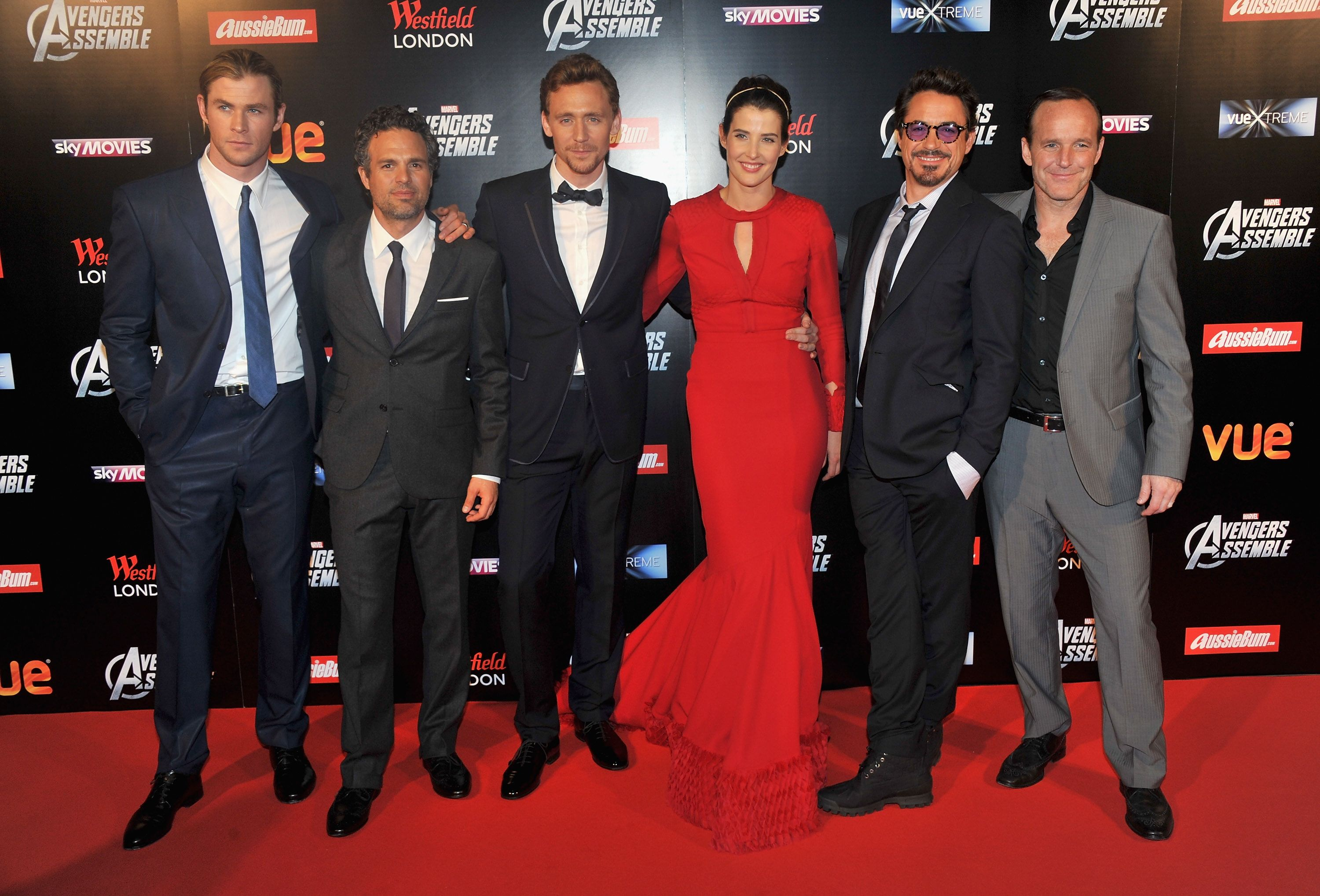 Gorgeous Photo Of The Avengers Cast The Fallen