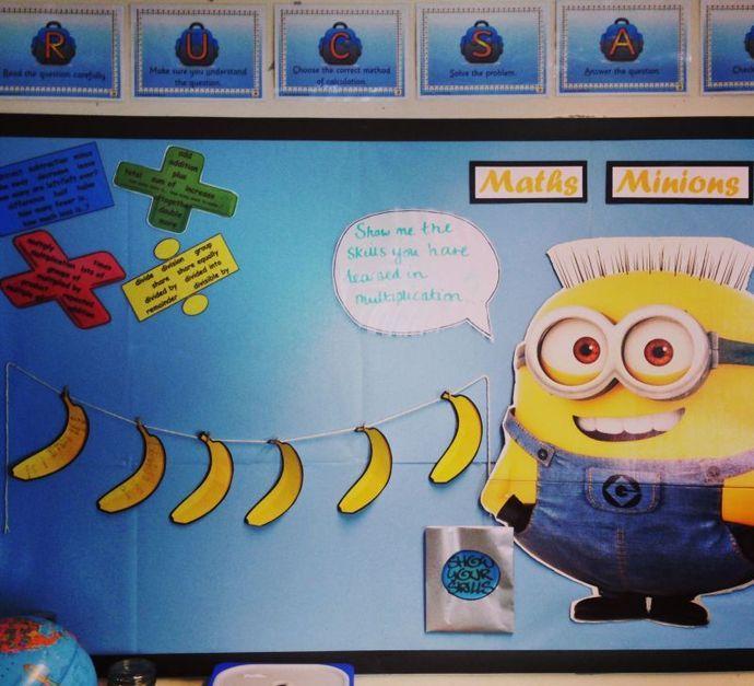 Minion Classroom Decor : Minion classroom theme welcome to our year