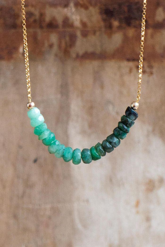 10 Breathtaking Gemstone Jewelry Pieces #gemstonejewelry