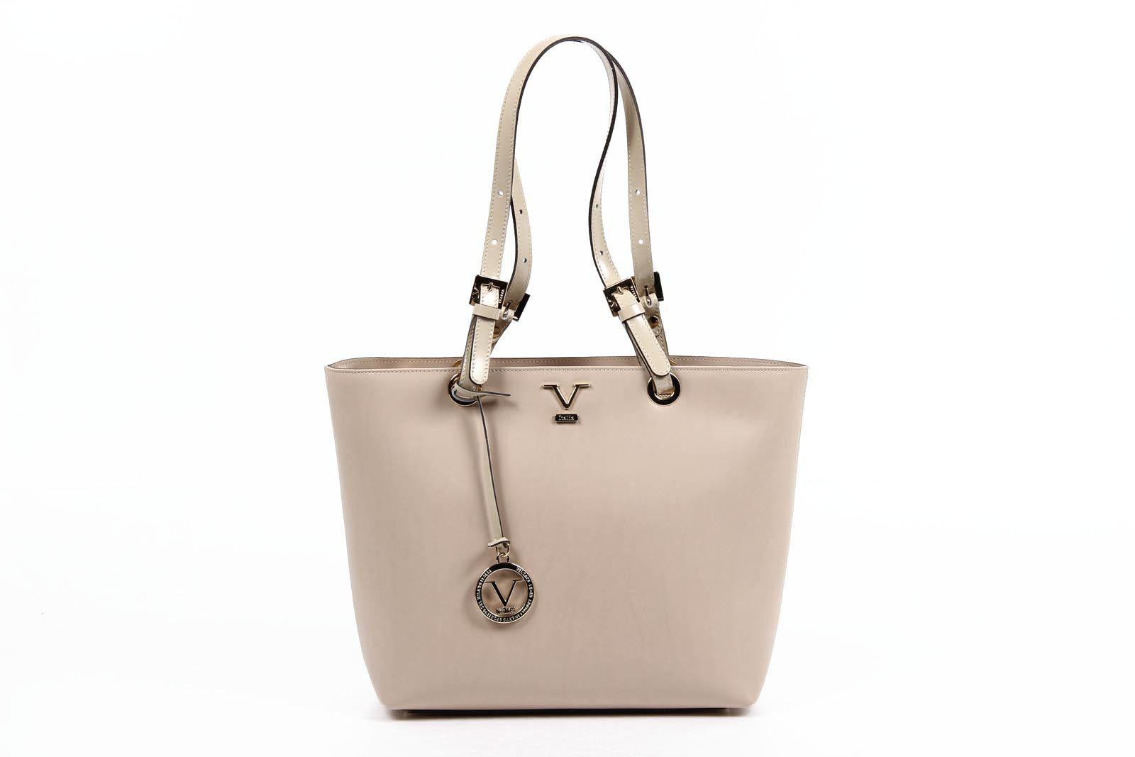 2f6d7e545ae Versace 19.69 Abbigliamento Sportivo Srl ladies handbag E250 52  RUGA SPECCHIO CARNE 476