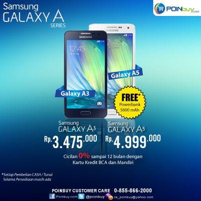 PROMO Samsung Galaxy A Series Miliki Seri Terbaru A3