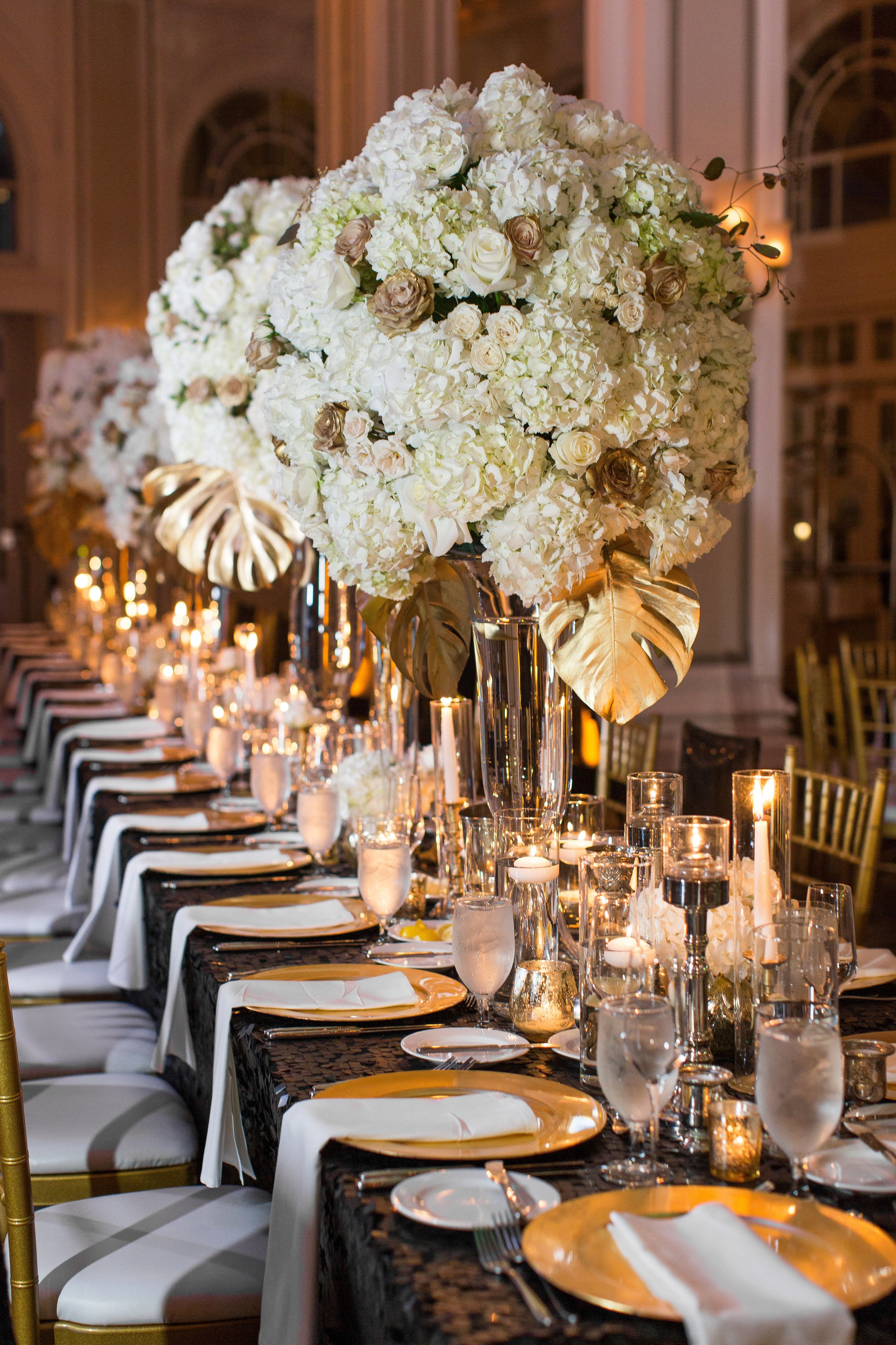 This Atlanta Ballroom Wedding Has A First Look That Will Make You