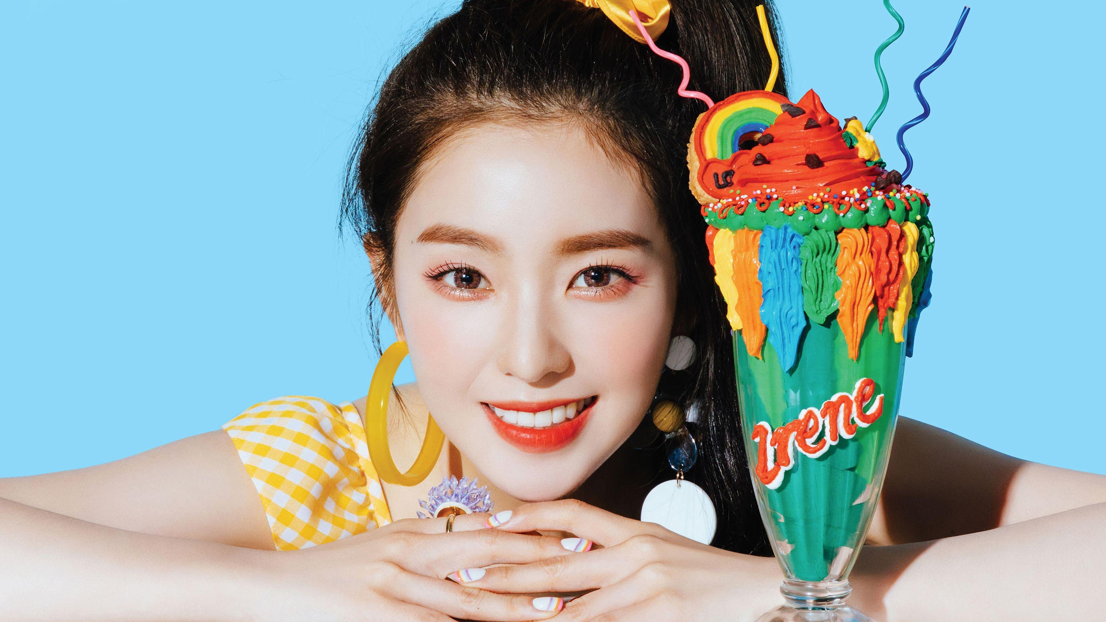 Irene Bae Joo Hyun Red Velvet K Pop Girl Group Power Up