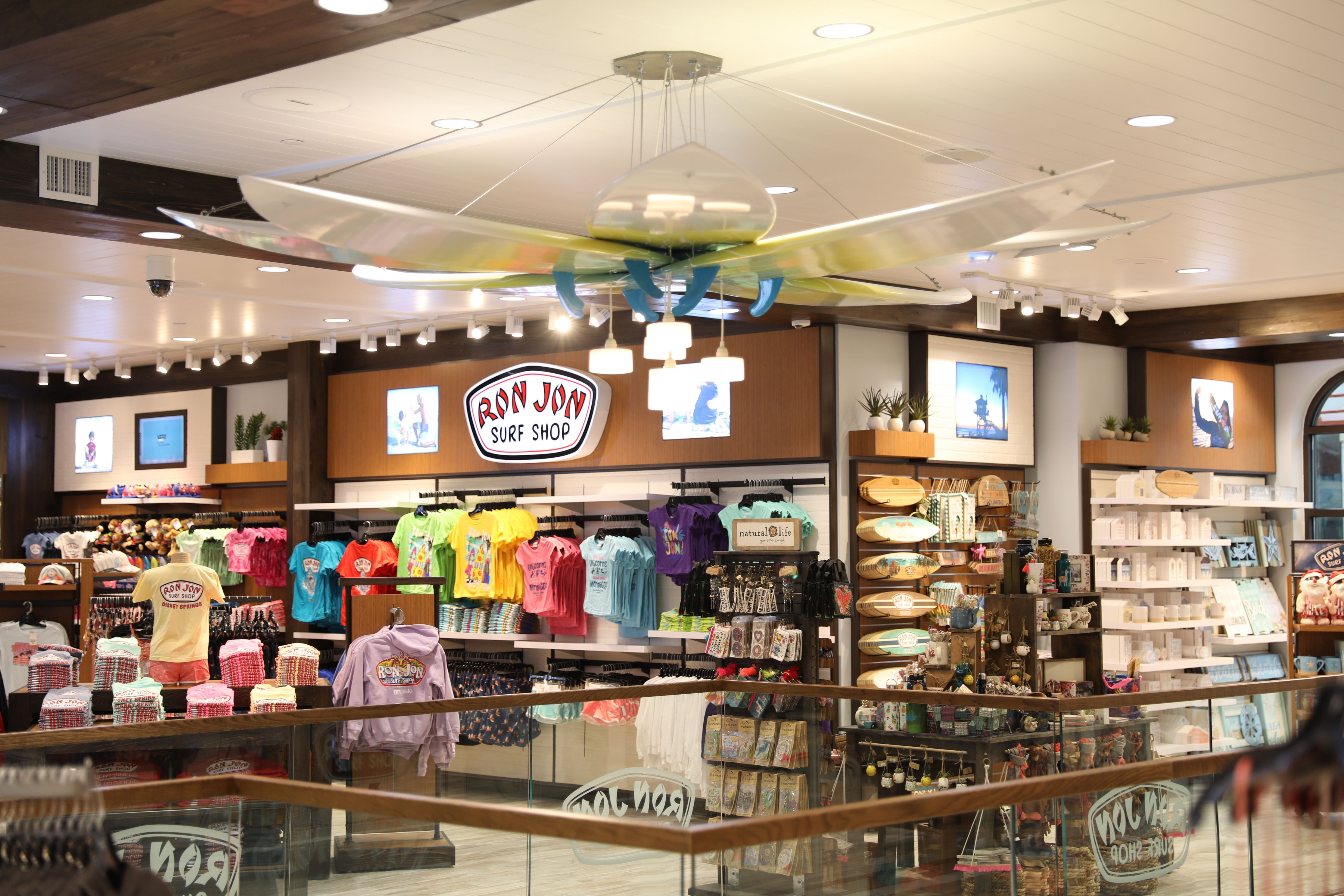 Surf Board Chandelier Surf Store Surf Outfit Ron Jon Surf Shop