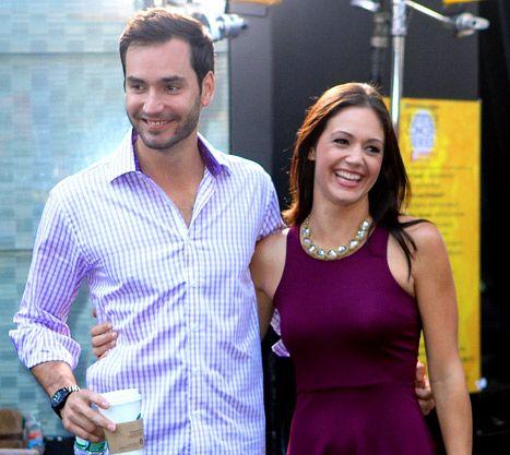 Desiree Hartsock And Chris Siegfried Planning Summer 2014 Wedding