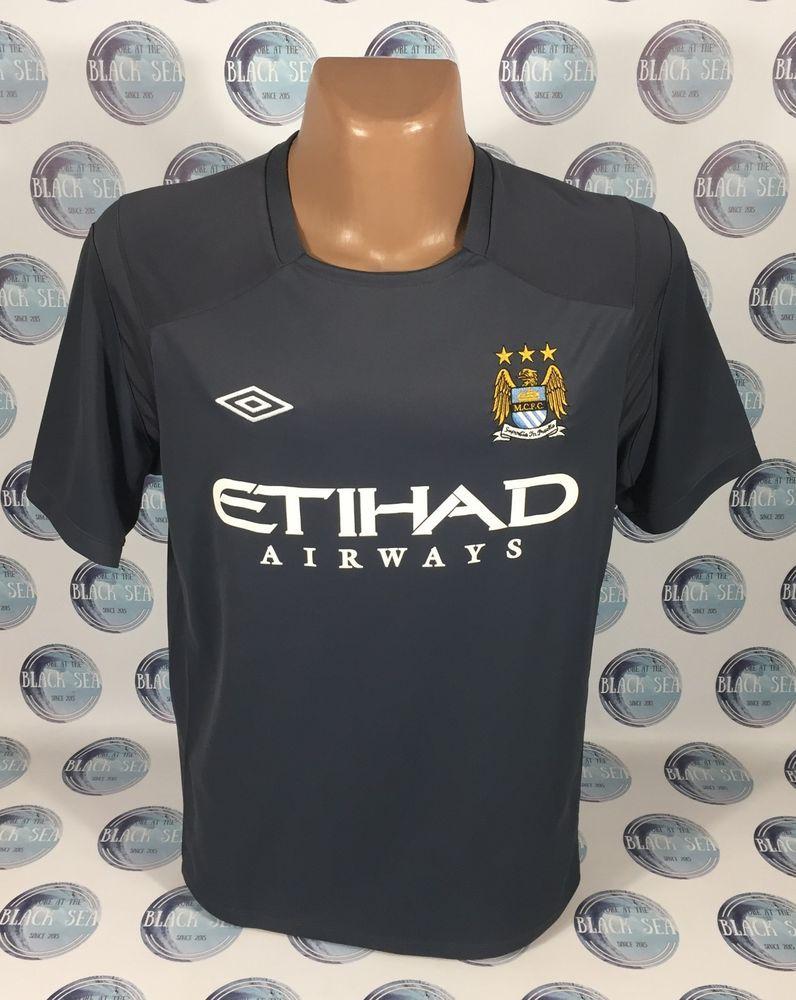 5cffcd8b7 Manchester United 1993-1995 KUNG FU KICK Away Football shirt Soccer Jersey  SMLXL Fan Apparel ...