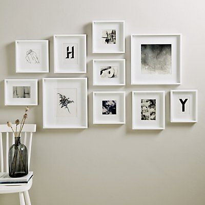 Picture Gallery Wall Frame Set Large | New In | Home Accessories ...