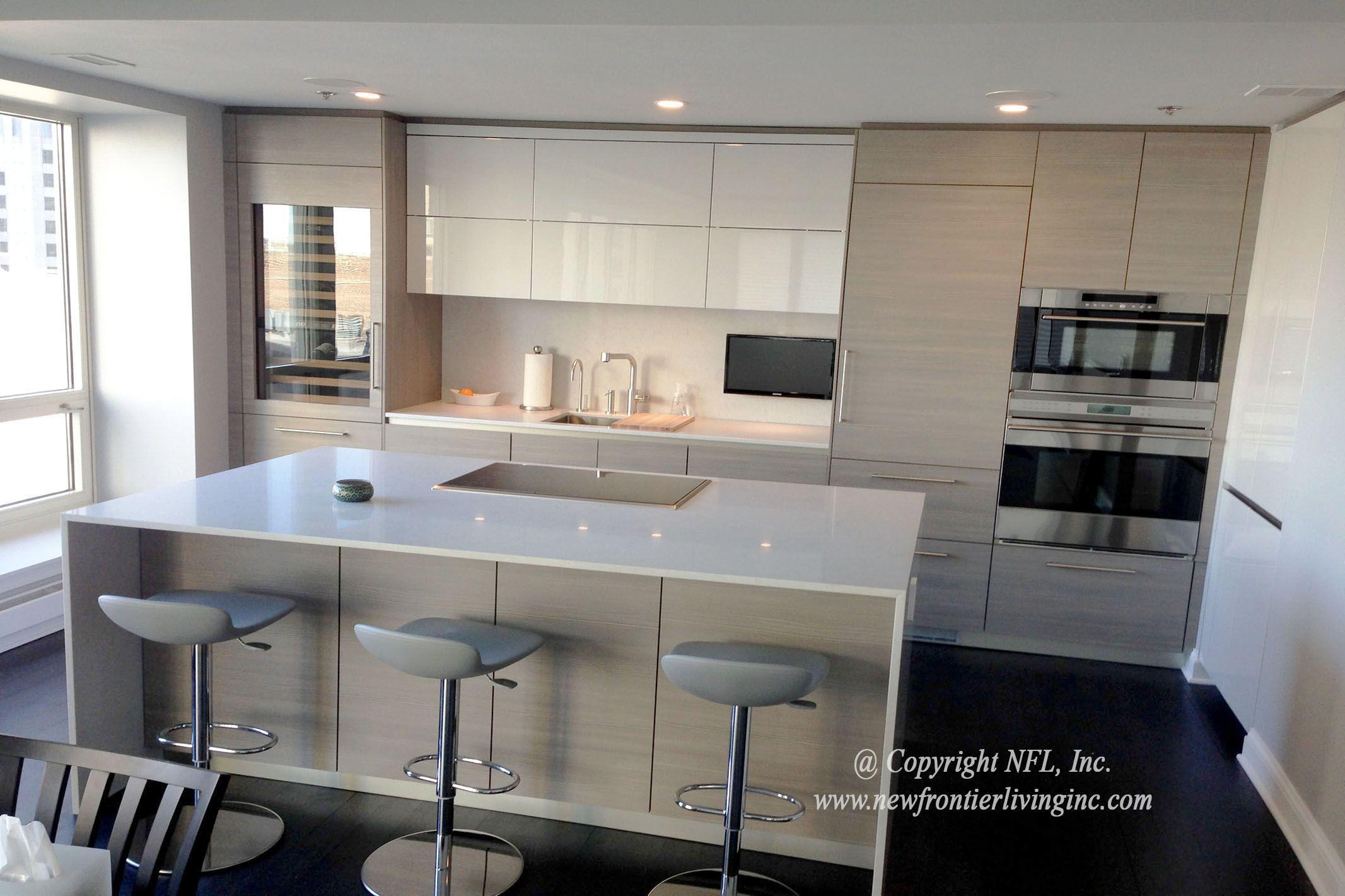 Al al alno kitchen cabinets chicago - Snaidero Kitchen Cabinetry 57 E Delware Chicago Il 2014 Newfrontierlivinginc Kitchen Remodeling Kitchendesign Design Ideas Desi
