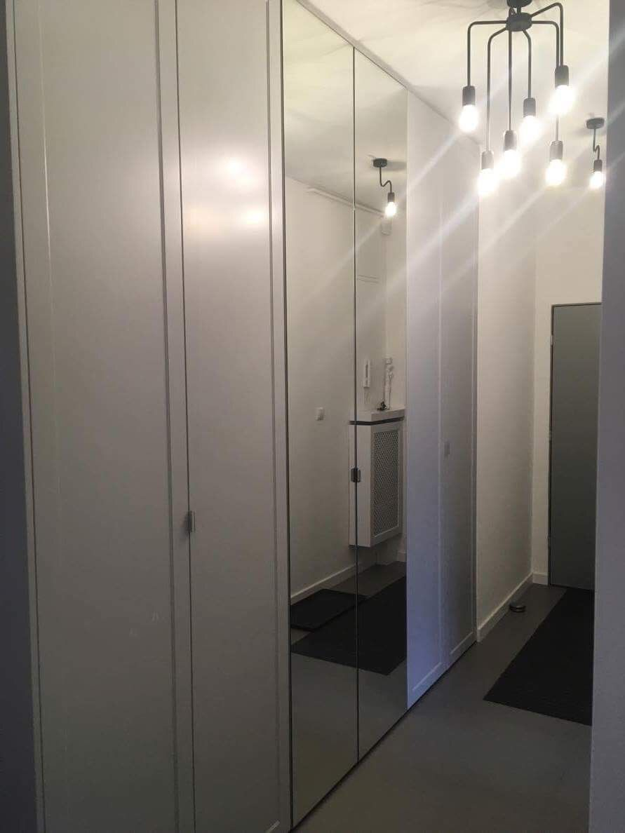 Pin Na Szafy Wardrobes Our Projects