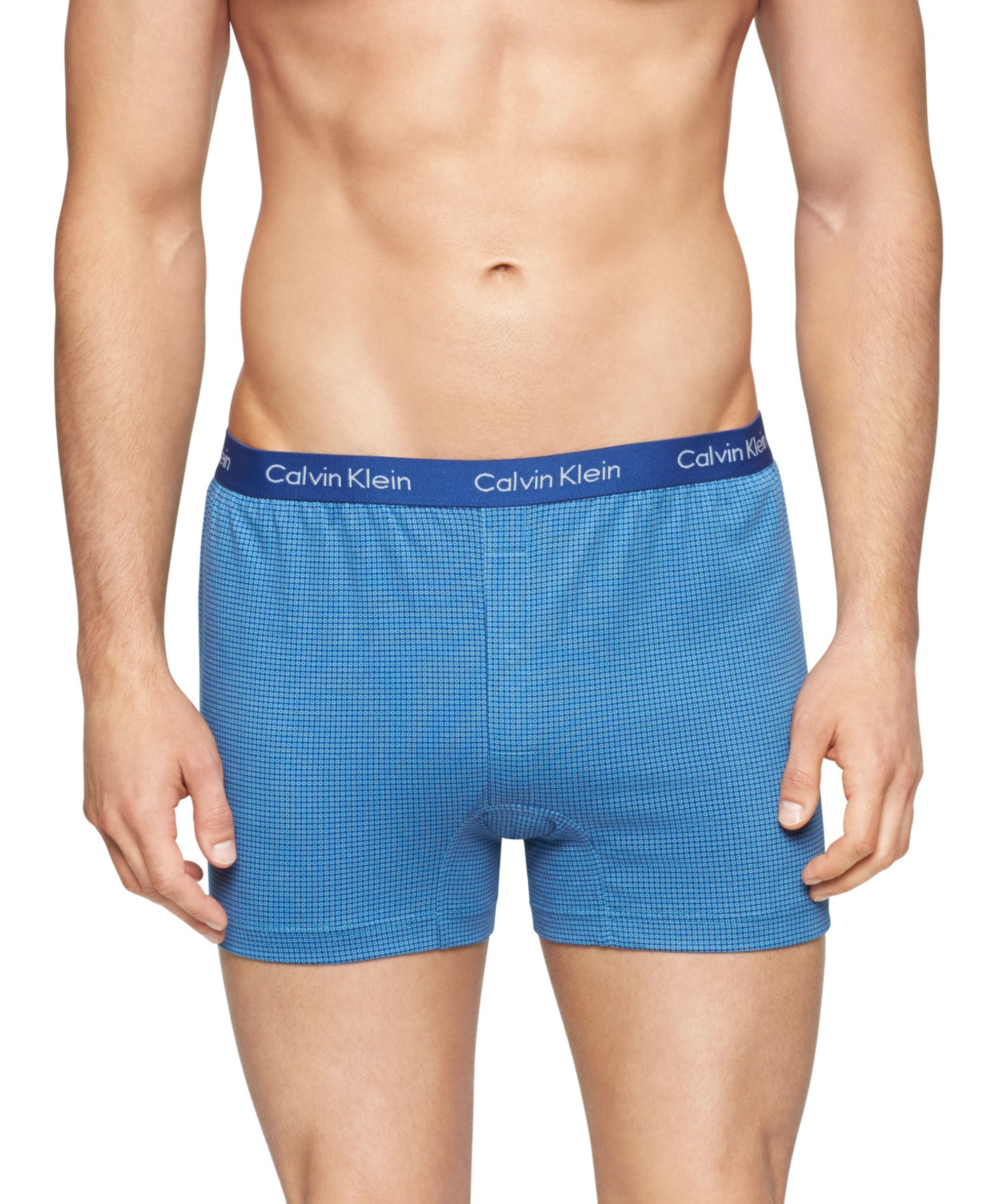 biggest discount best site diversified latest designs Calvin Klein Men's Underwear, Classic Slim Fit Knit Boxer ...