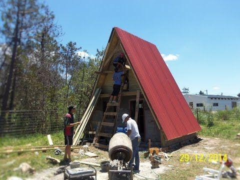 Casa caba a alpina diciembre 2014 36 metros cuadrados for Decoracion de casas de 36 metros cuadrados