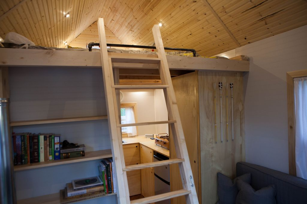 17 Best images about Tiny House Stairs on Pinterest Space saving