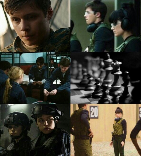 The 5th Wave #Squad53 | The 5th wave, The 5th wave series ...
