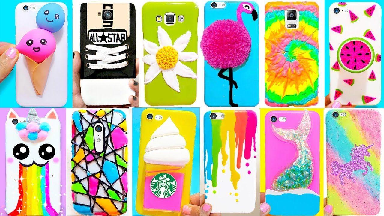 15 DIY Phone Cases (Summer-inspired) | Easy & Cute Phone ...