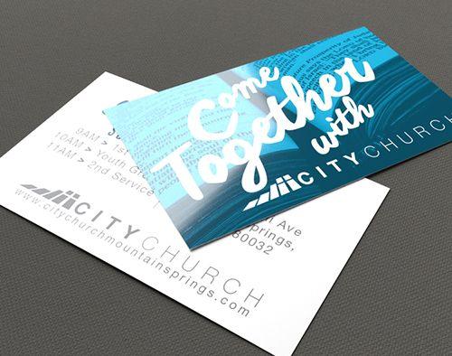 Church Invite Cards Printplace