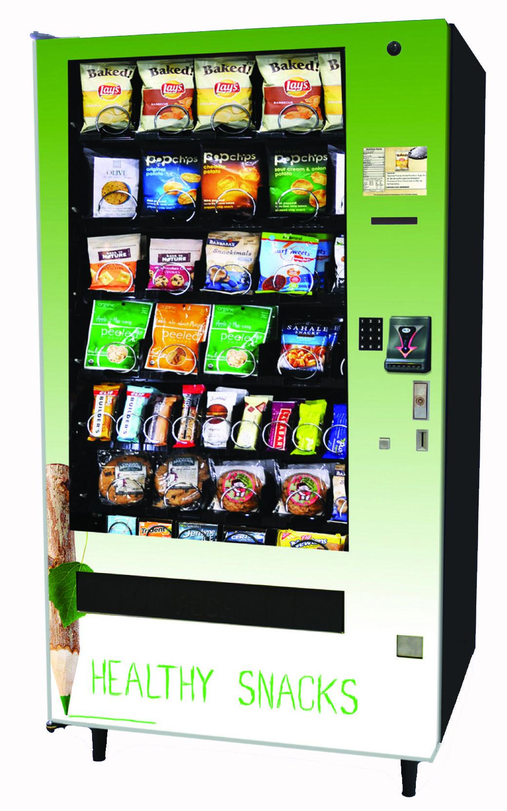 Healthy Vending Machine In 2019 Healthy Vending Machine