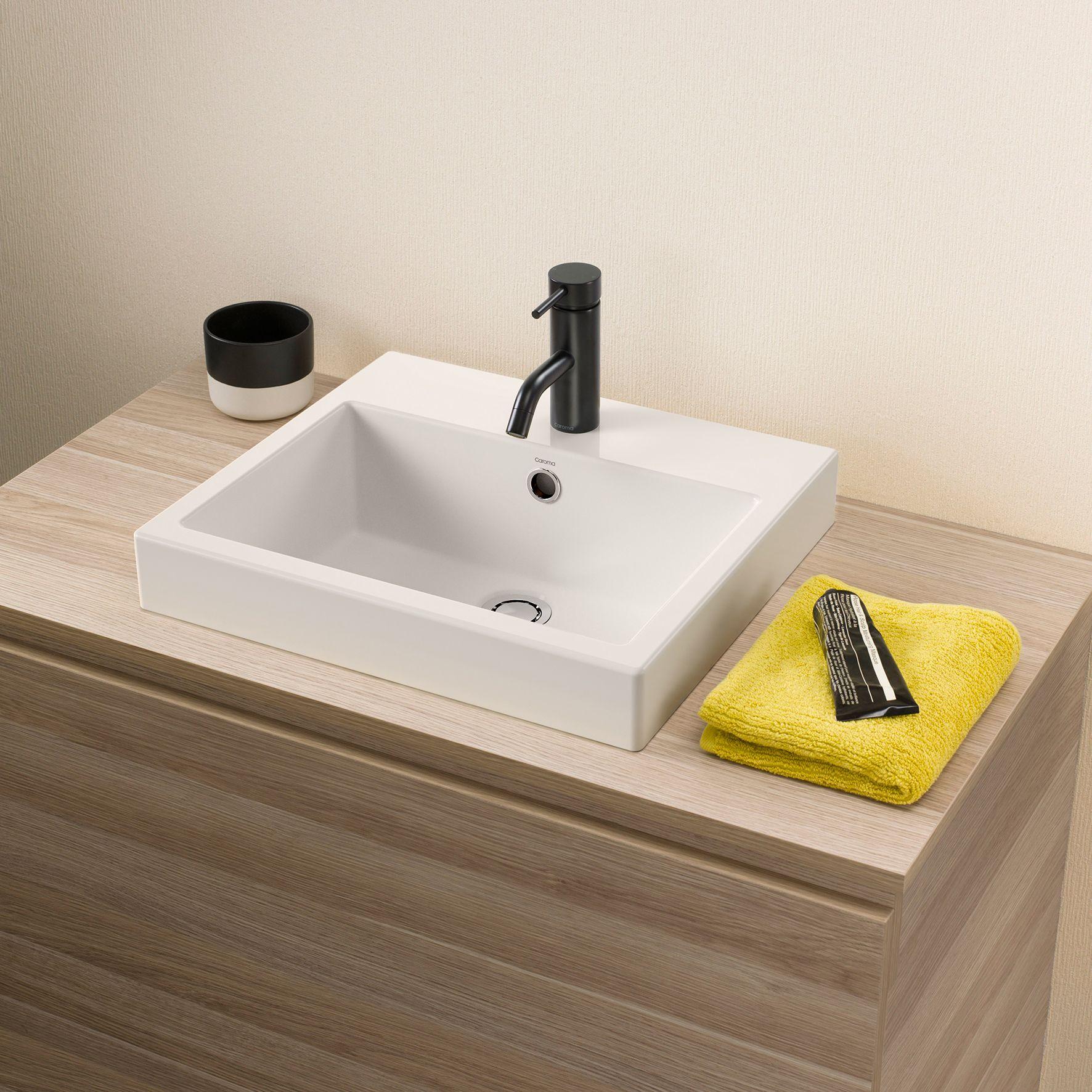 Switch It Up! Try Something New In Your Bathroom   Black Tapware. Caroma  Liano · Bathroom BlackBathroom LaundryBathroom BasinBathroom ...