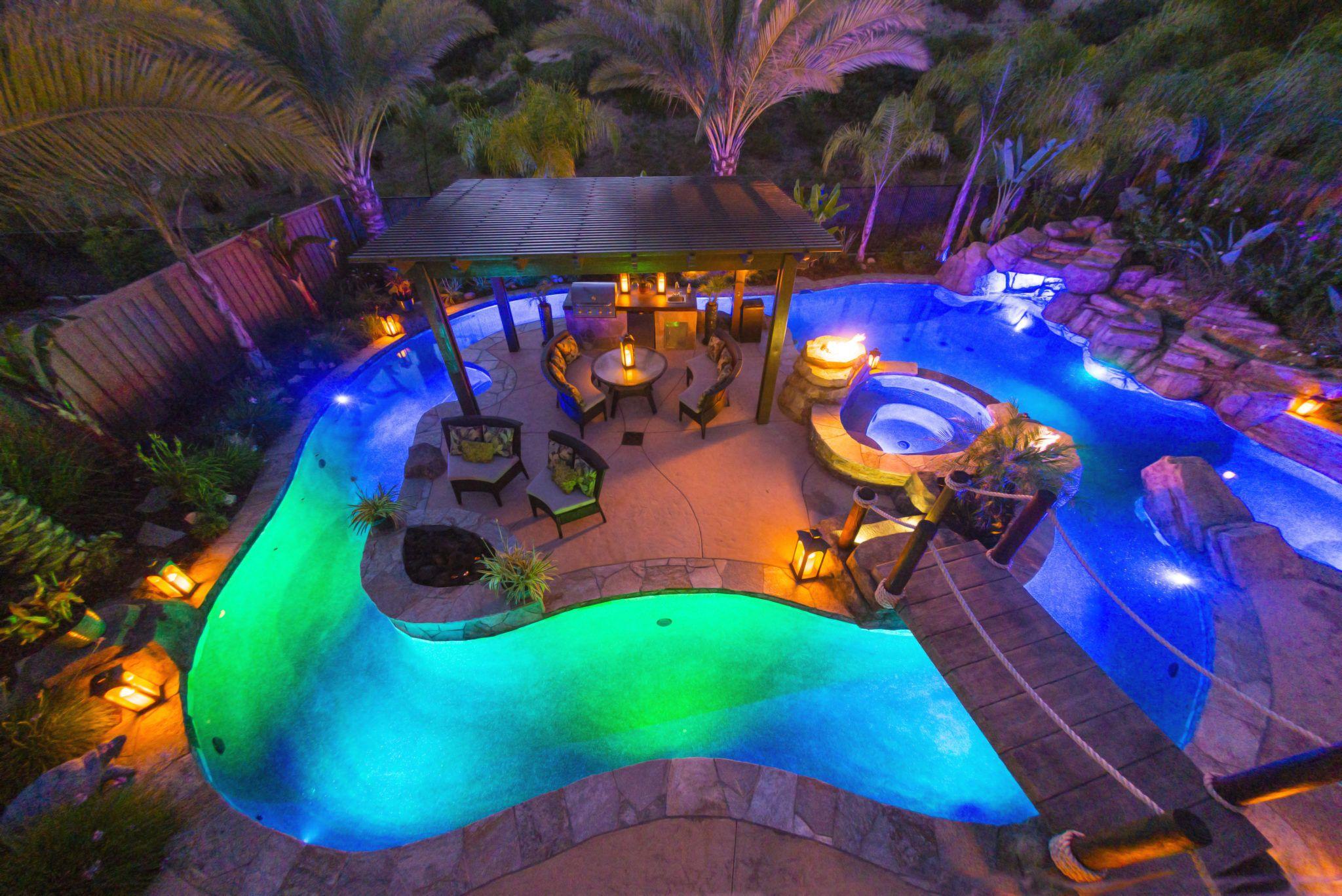 Las Vegas Pool Builders Premier Pools And Spas Nevada Custom Pools Pool Builders Spa Pool