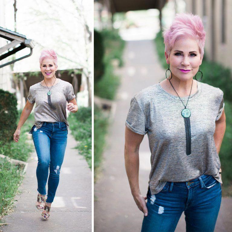 Photo of JJ Bolda Designs – Chic Over 50 #womensfashionover50shoes