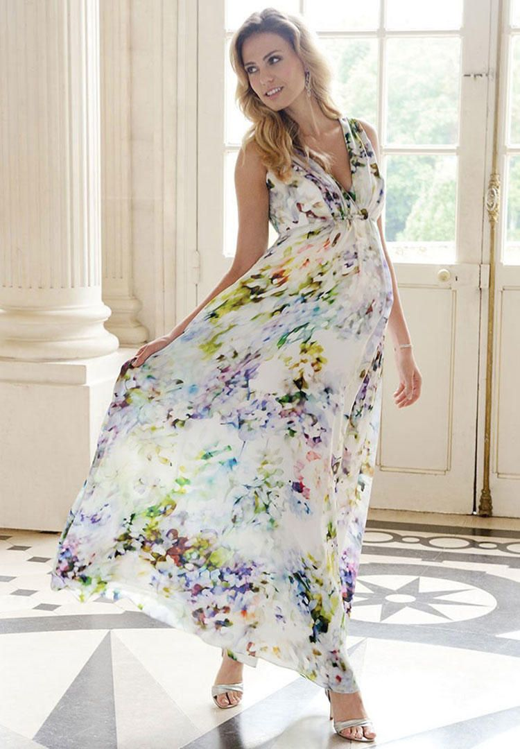 Shop The Best Maternity Dresses For Your Baby Shower Maternity