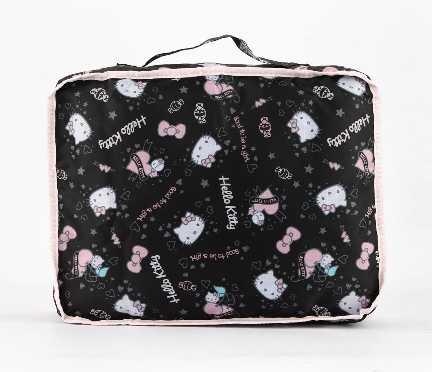 5d748e9ee0 Hello Kitty Packing Cube  Black Star Packing Cubes