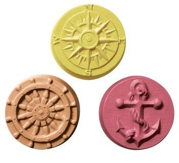 b1f68c03945f Bulk Apothecary stocks hundreds of plastic and silicone soap molds like  Nautical soap molds at the best prices on the web.
