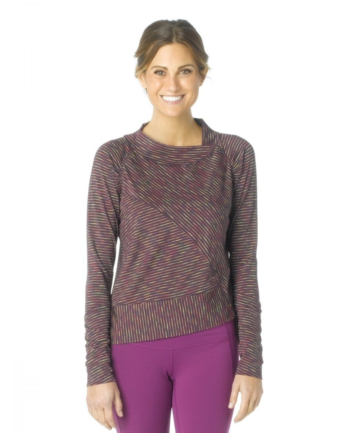Prana Alicia Pullover Top Prana Shop By Brand Tops Pullover Yoga Wear