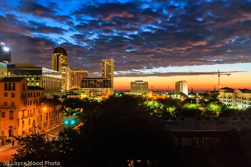 Photo of the Day: Sunrise, St Petersburg, FL