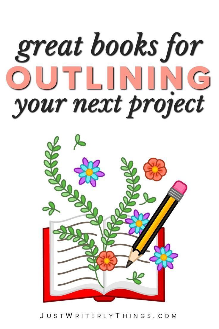 Book for Outlining Your Book Nonfiction
