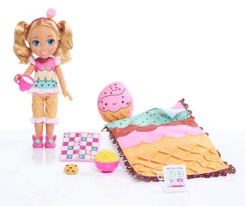 """Blonde New Barbie Club Chelsea 14/""""  Fashion Doll"""