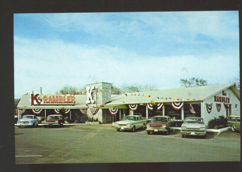 Rambler Dealership, Paramus, New Jersey Rambler, Paramus