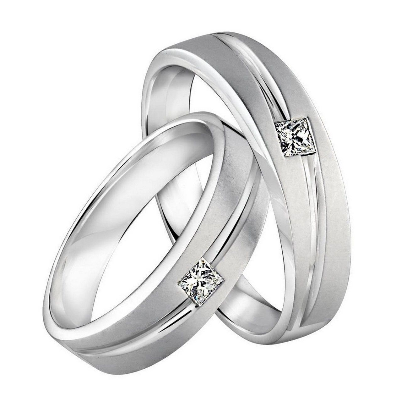 wedding ring and engagement ring | The Engagement / wedding ring ...