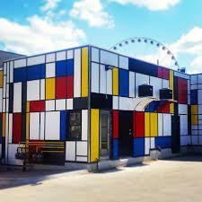 mondrian building - Google 検索